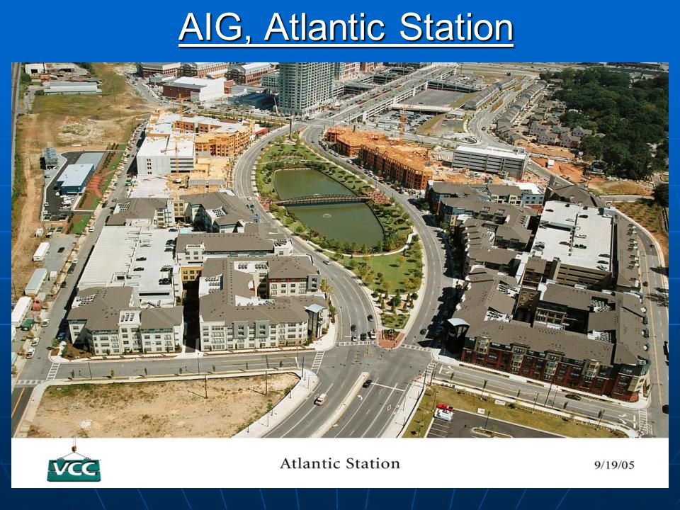 12 AIG Atlantic Station