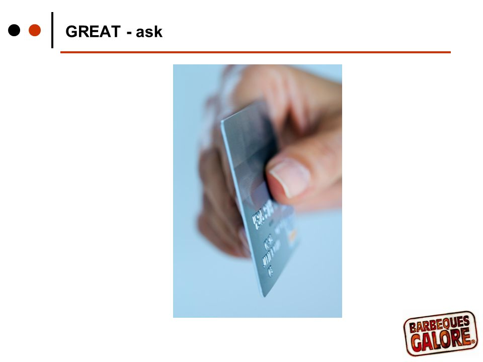 GREAT - ask