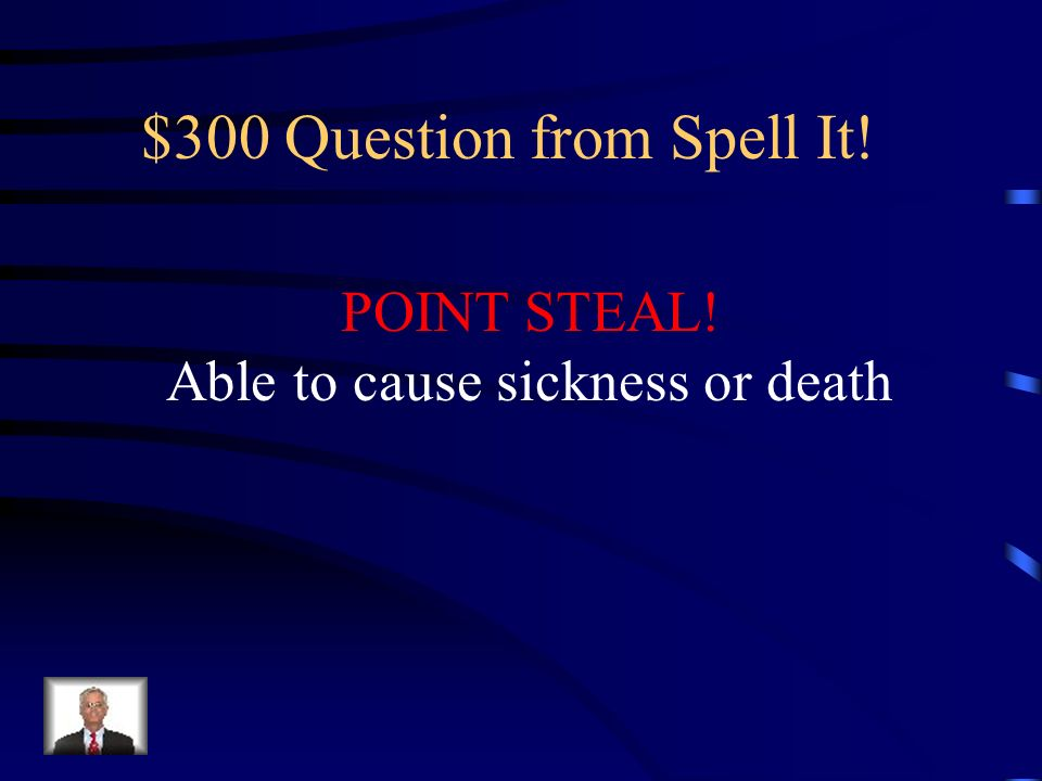 $200 Answer from Spell It! K-n-o-c-k