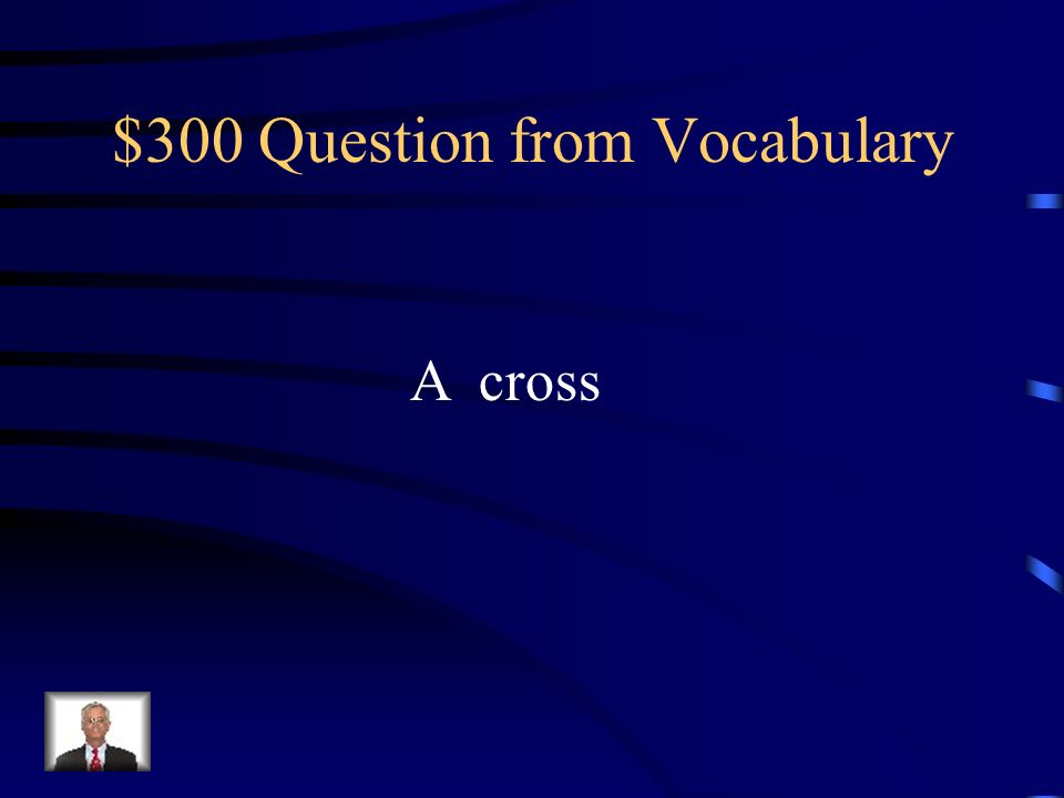 $200 Answer from Vocabulary Reputation