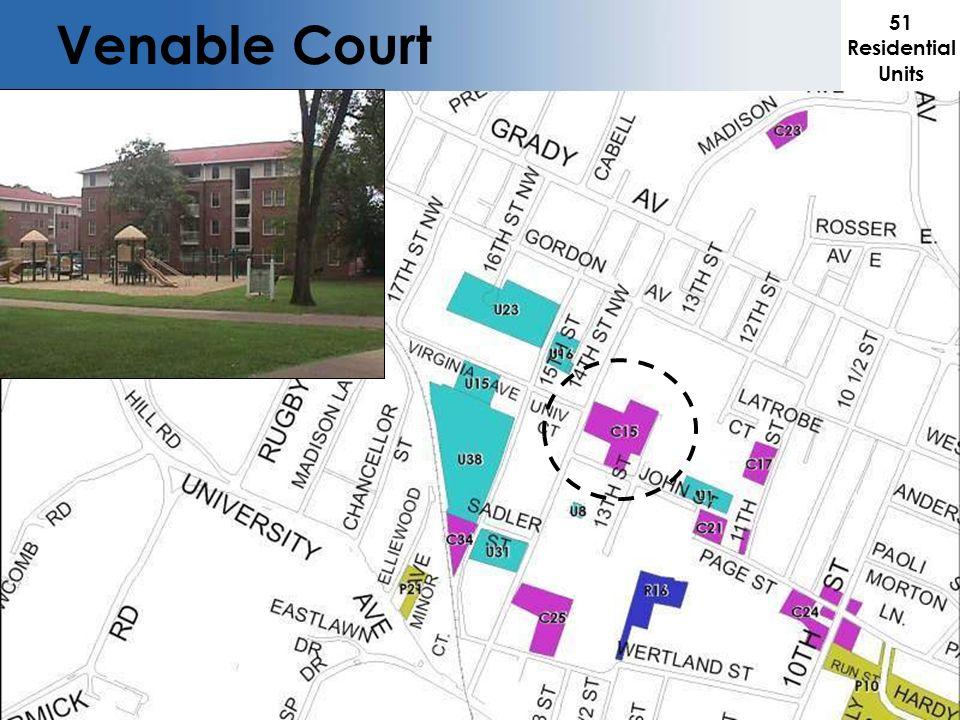 Venable Court 51 Residential Units