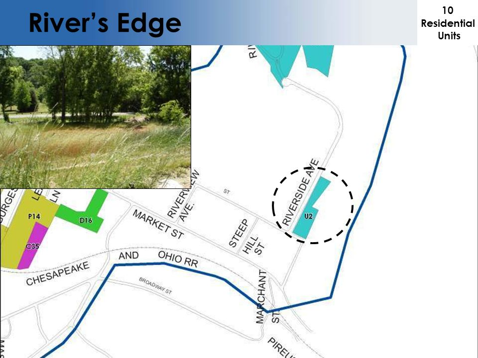 Rivers Edge 10 Residential Units