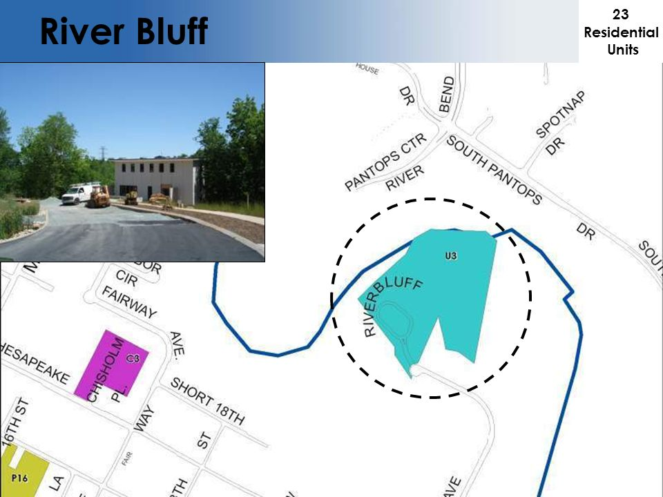 River Bluff 23 Residential Units