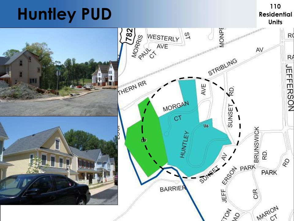Huntley PUD 110 Residential Units