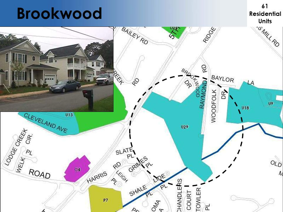 Brookwood 61 Residential Units