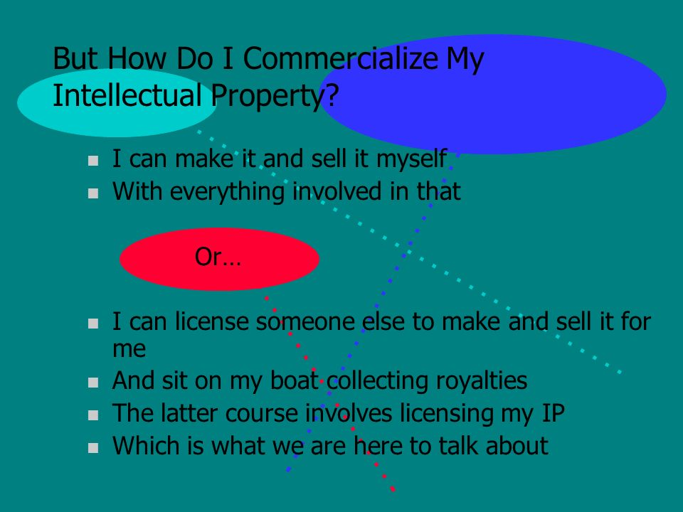 Intellectual property can be your companys most valuable assets n Patents n Trademarks n Copyrights n Trade Secrets n Technical Know-How