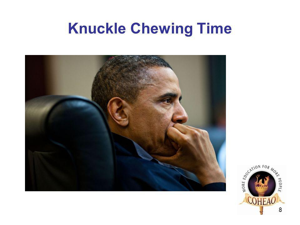 Knuckle Chewing Time 8