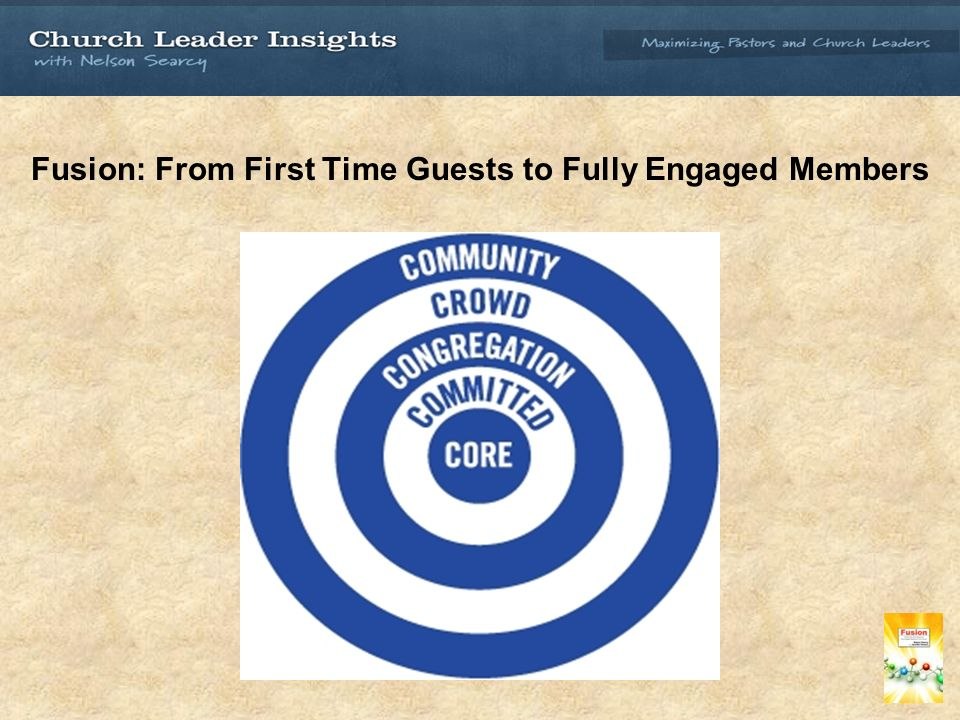 Fusion: From First Time Guests to Fully Engaged Members