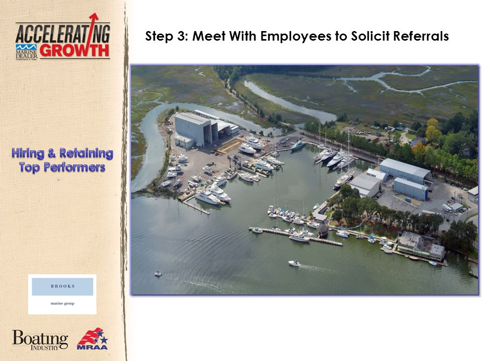 Step 3: Meet With Employees to Solicit Referrals
