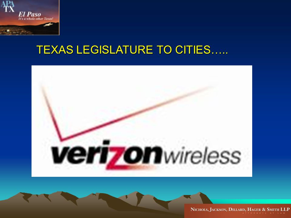 TEXAS LEGISLATURE TO CITIES….. CAN YOU HEAR US NOW