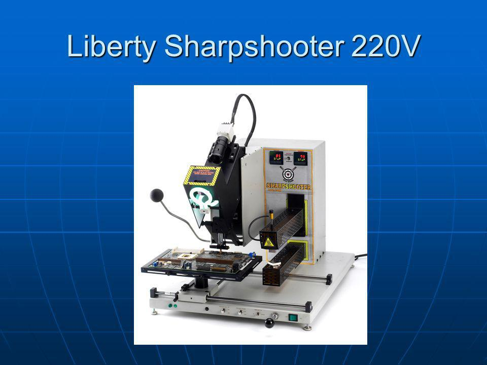 Liberty Sharpshooter 220V
