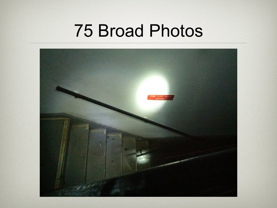 75 Broad Photos