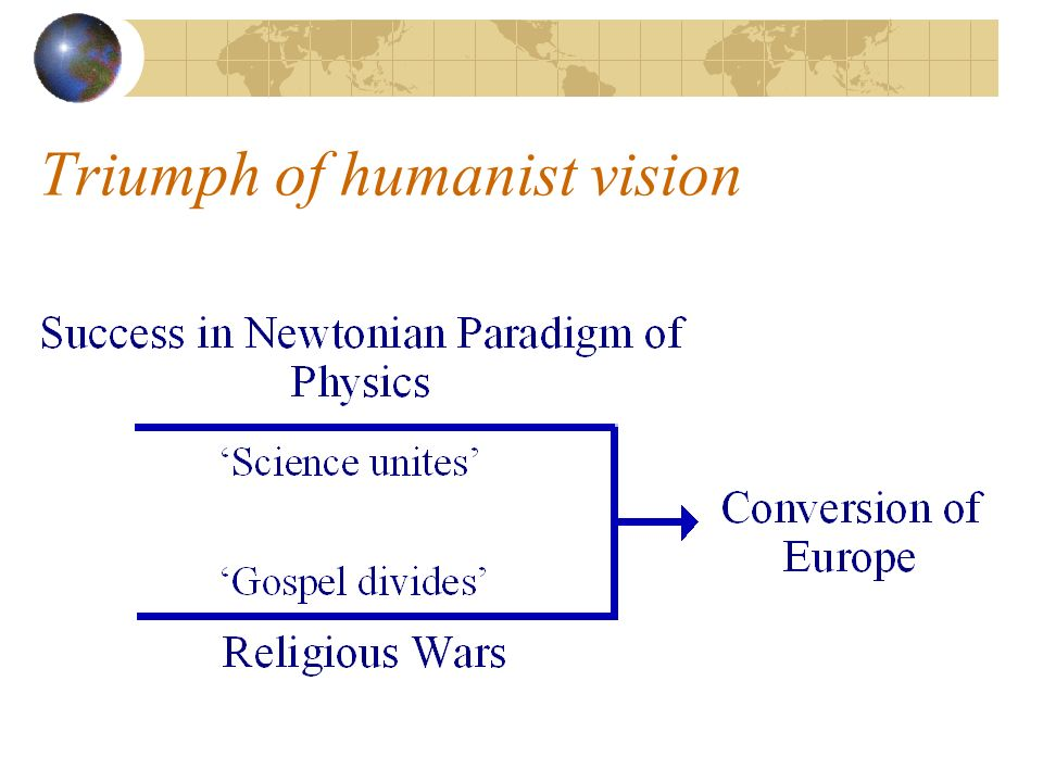 Triumph of humanist vision