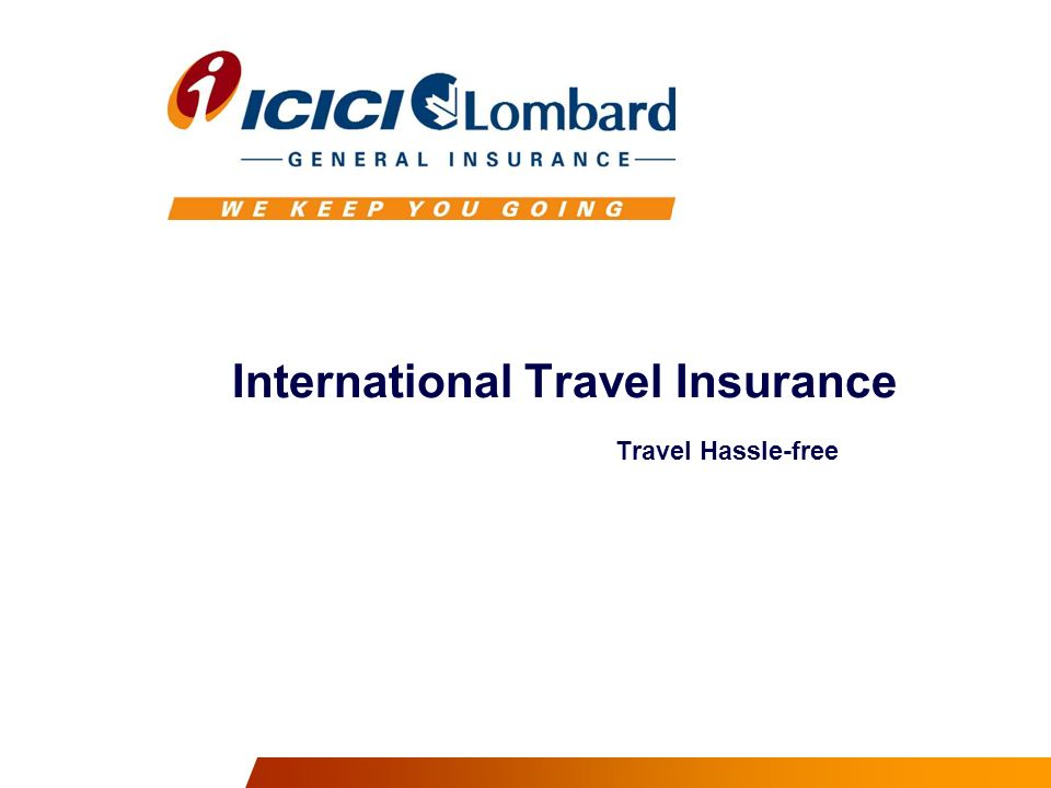 International Travel Insurance Travel Hassle-free