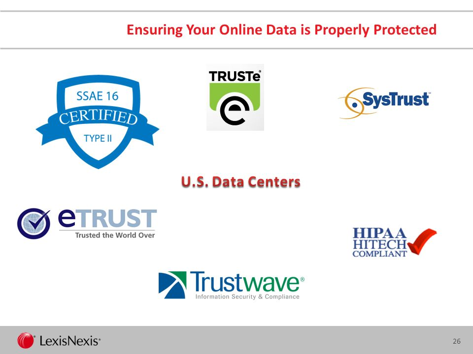 25 Data Protection