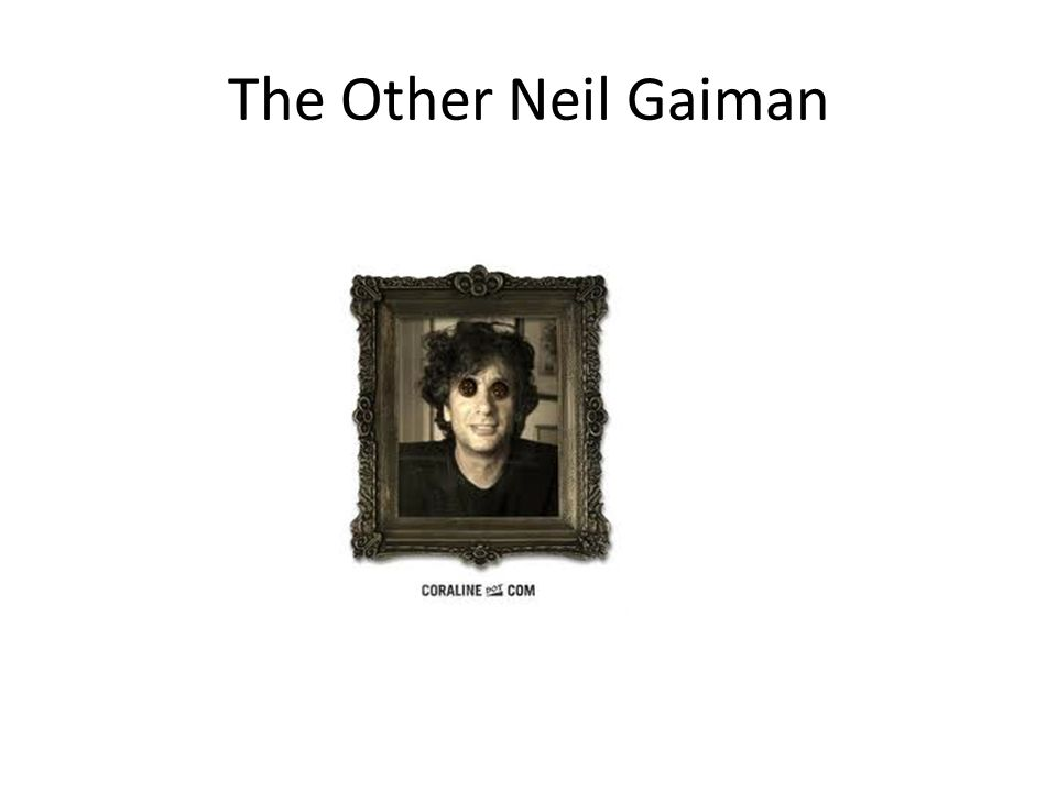 The Other Neil Gaiman