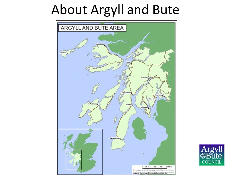 About Argyll and Bute