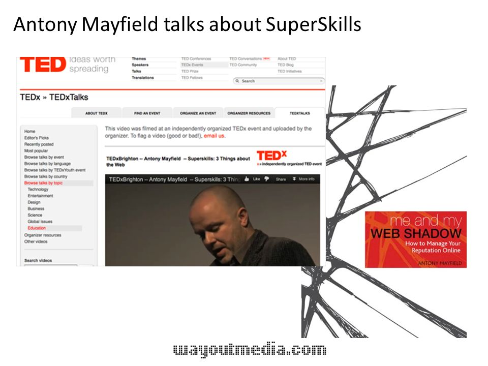 Antony Mayfield talks about SuperSkills