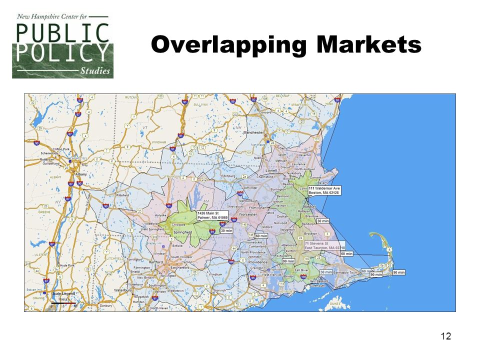 12 Overlapping Markets