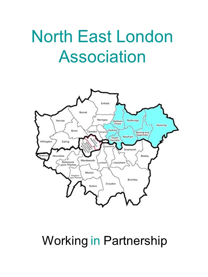 North East London Association Working in Partnership