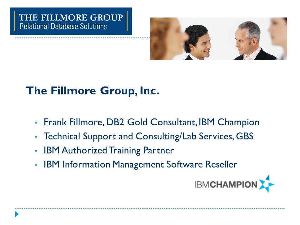 The Fillmore Group, Inc.