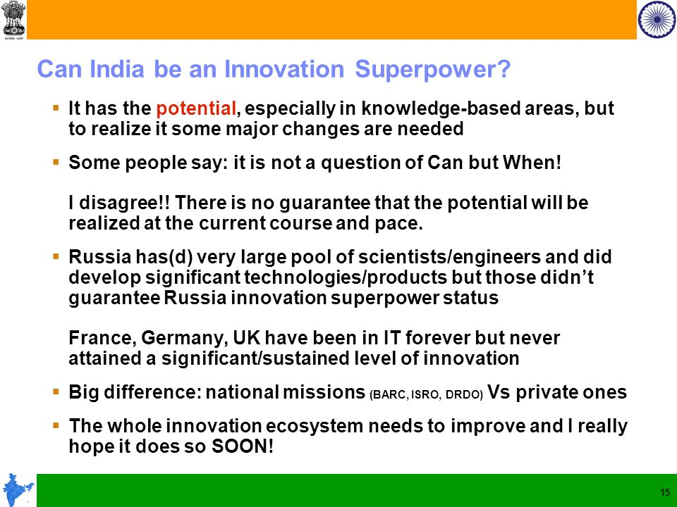 15 Can India be an Innovation Superpower.