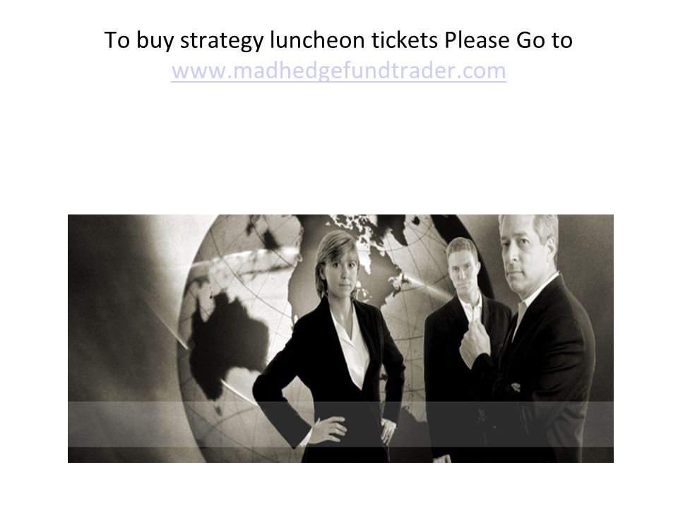 To buy strategy luncheon tickets Please Go to