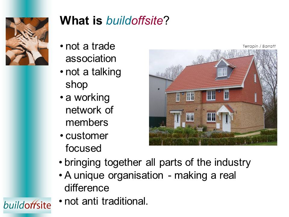What is buildoffsite.