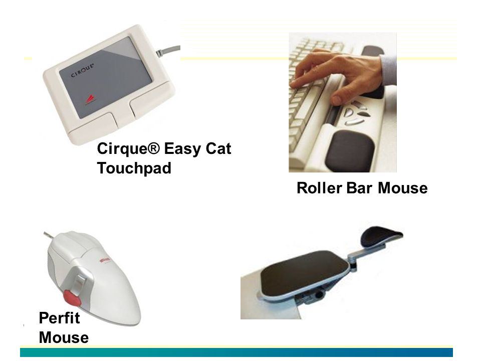 Cirque® Easy Cat Touchpad Roller Bar Mouse Perfit Mouse