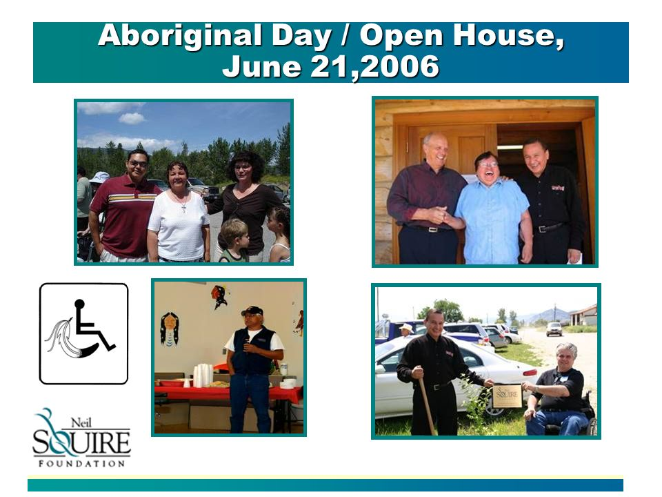 Aboriginal Day / Open House, June 21,2006