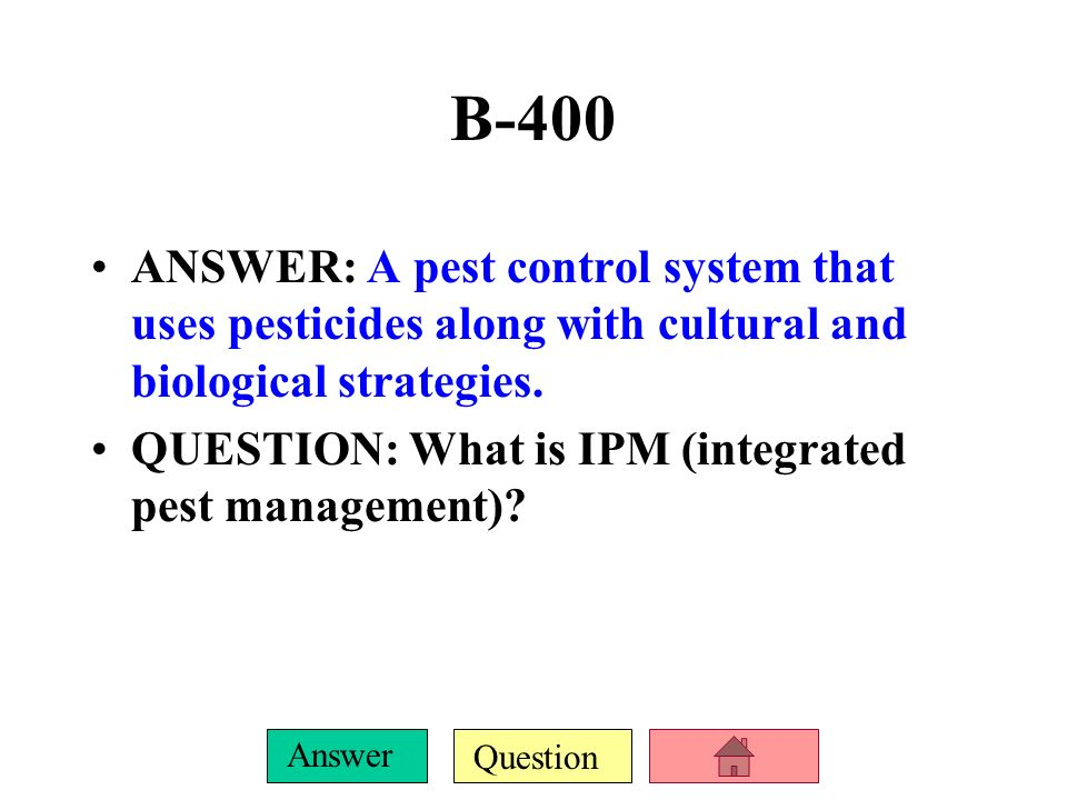 Question Answer B-300 ANSWER: The root causes of hunger and malnutrition.