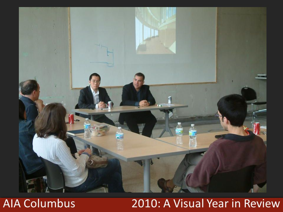 2010: A Visual Year in ReviewAIA Columbus