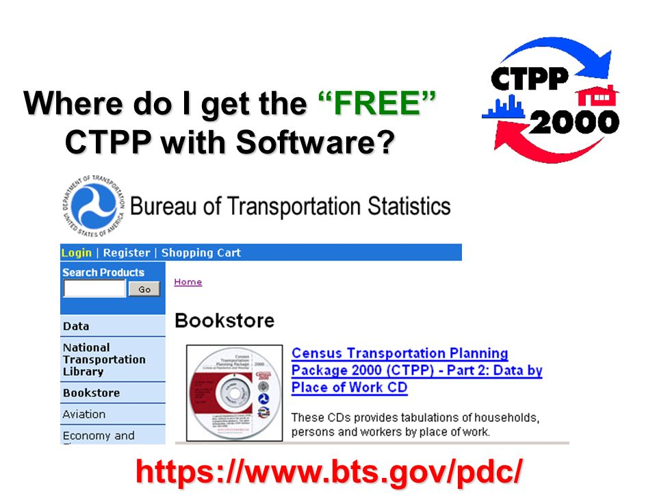 Where do I get the FREE CTPP with Software
