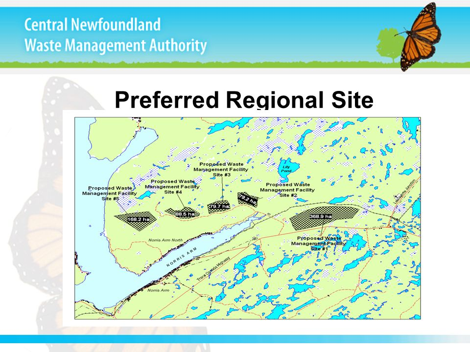 Preferred Regional Site