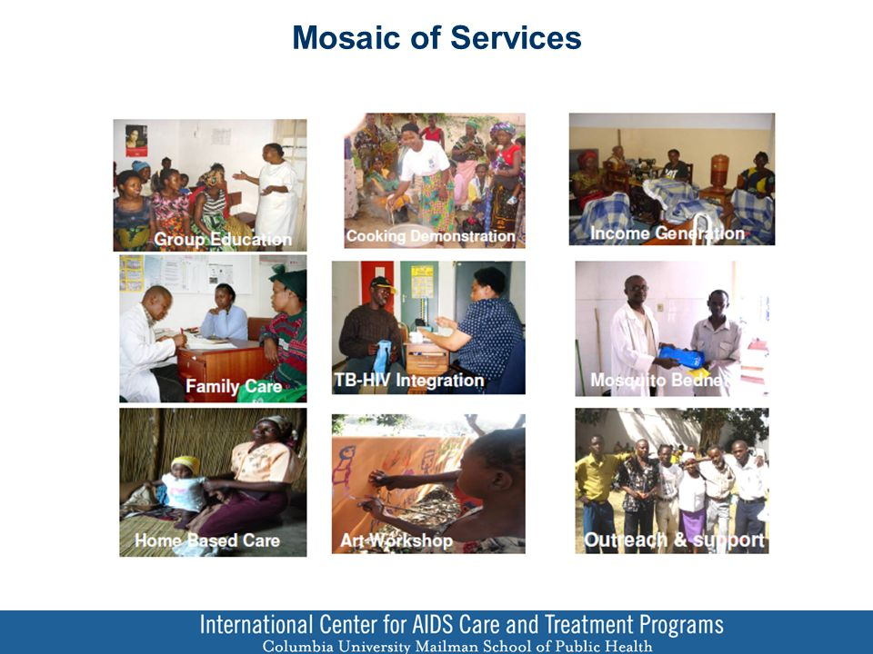 Mosaic of Services