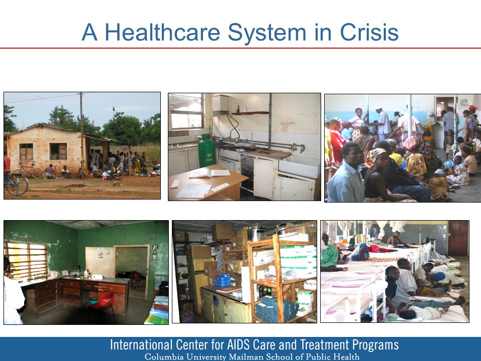 A Healthcare System in Crisis