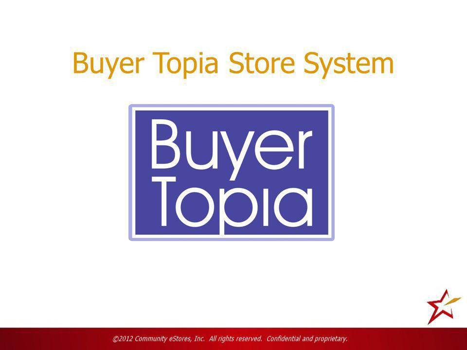 Buyer Topia Store System