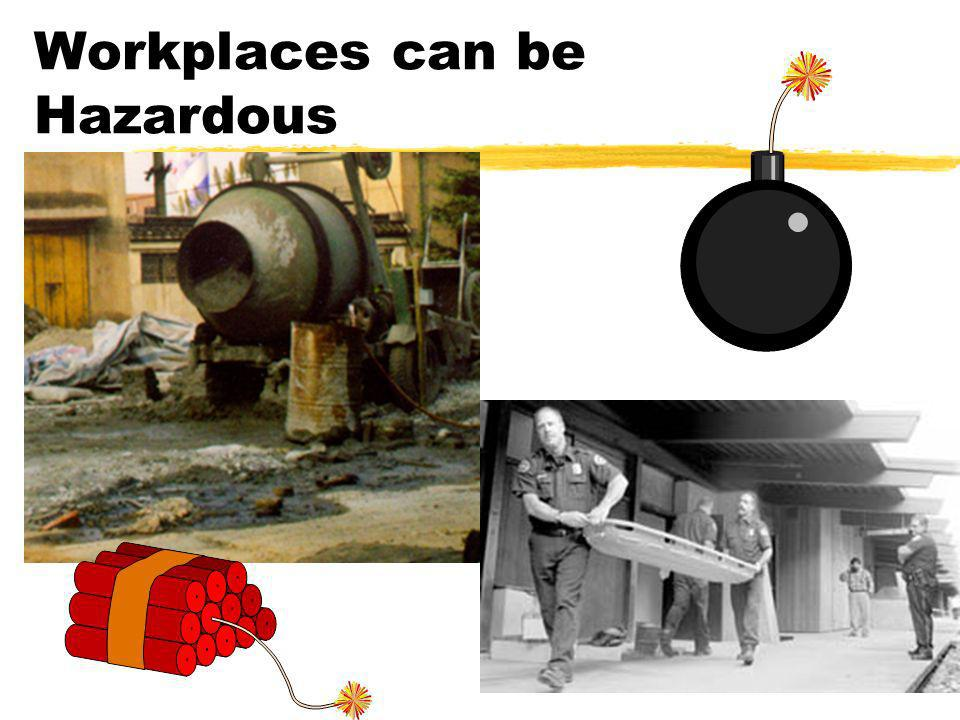 Workplace Hazards Identification And Avoidanceand The role of ISO 18000/14000