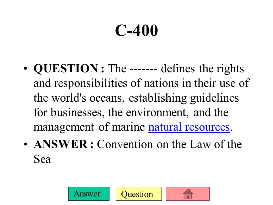 Question Answer C-300 QUESTION : This an agency of the federal government of the United States charged with protecting human health and with safeguarding the natural environment: air, water, and land.agency federal government of the United Stateshealthnatural environment ANSWER : EPA