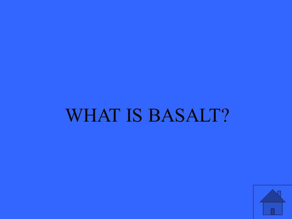 WHAT IS BASALT