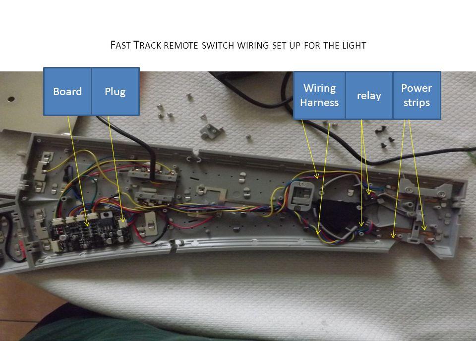 Wiring Harness Racks on