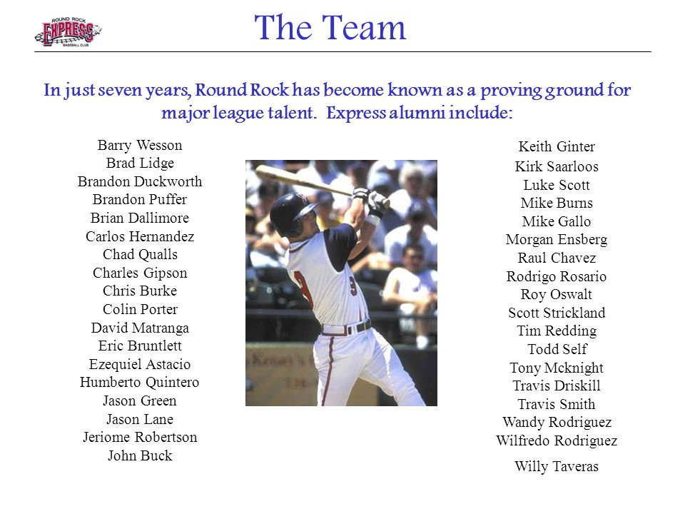 In just seven years, Round Rock has become known as a proving ground for major league talent.