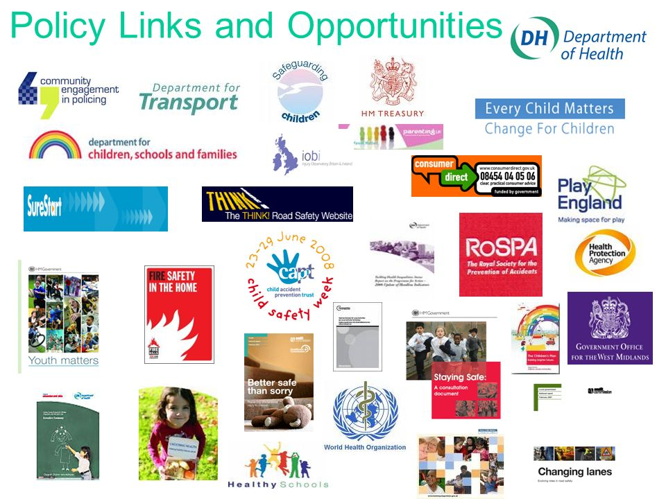 Policy Links and Opportunities