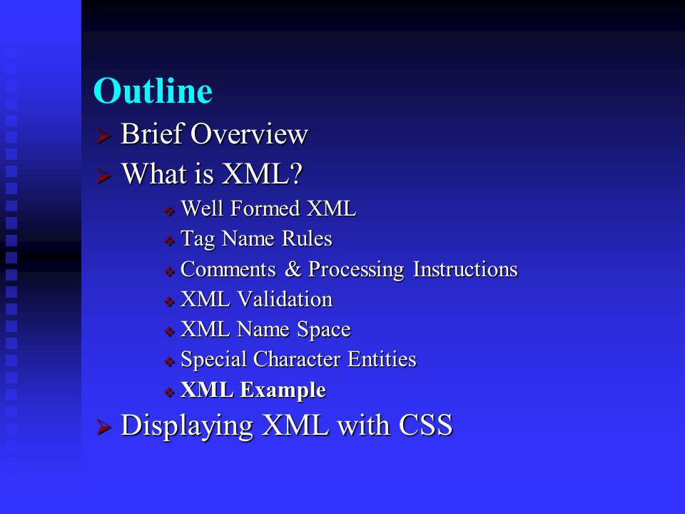 XML-XSL Introduction SHIJU RAJAN SHIJU RAJAN