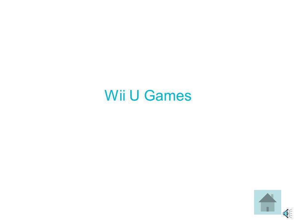 Wii U Dock Docking/charging station Comes with Wii U console Connects to Wii U console via USB