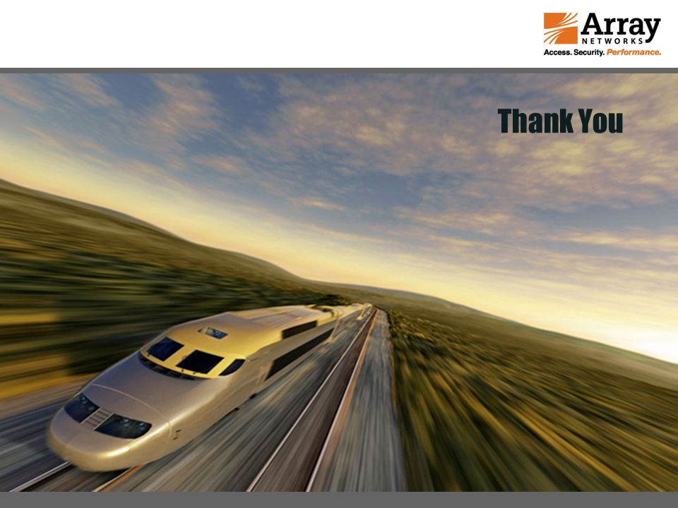 1/4/2014 Enterprise to Cloud Thank You