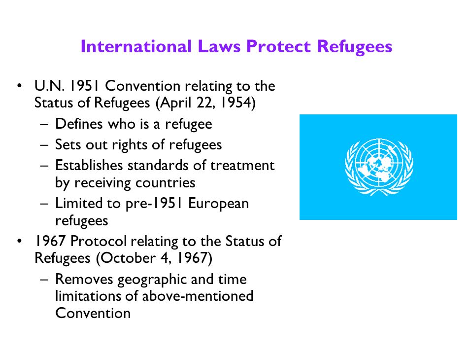 Why Should We Protect Refugees