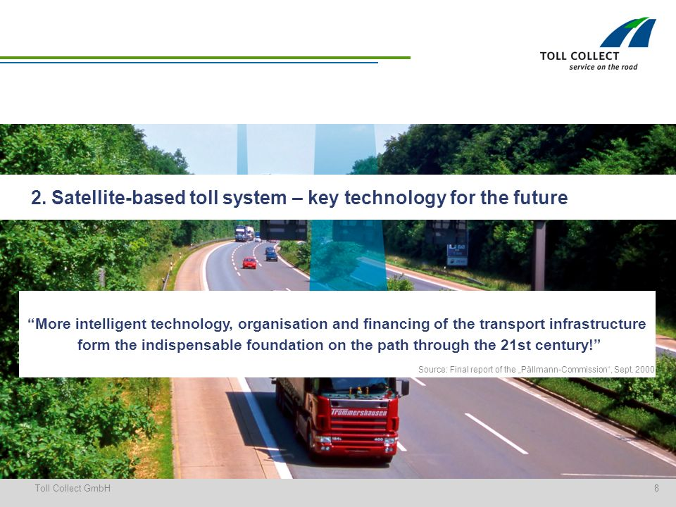 8Toll Collect GmbH 2.