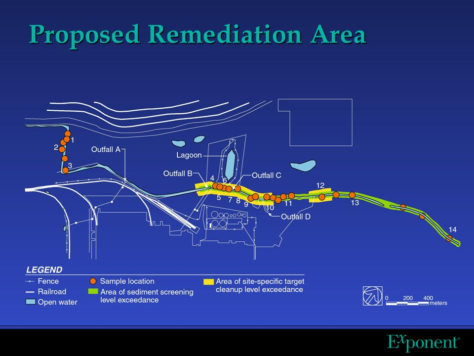 Proposed Remediation Area