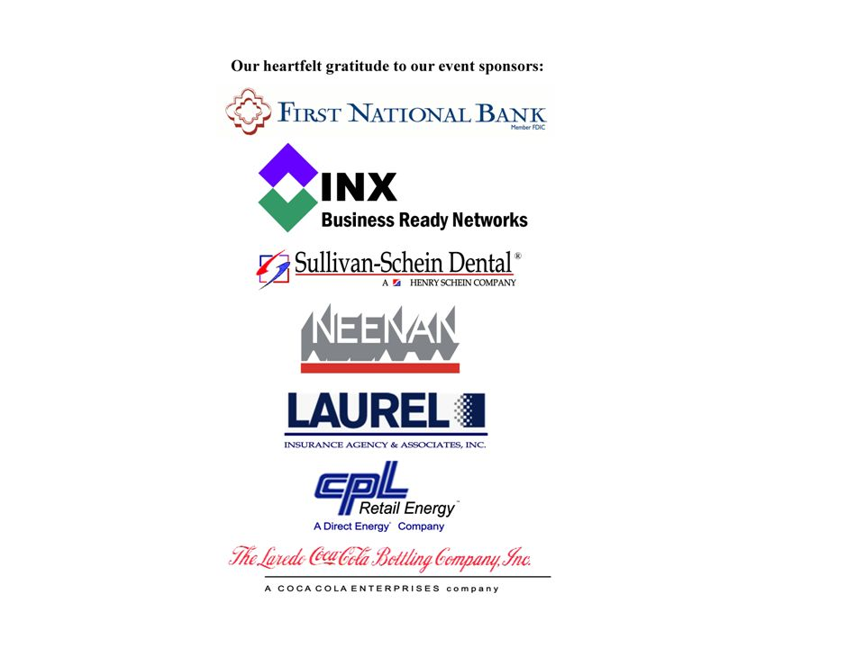 Our heartfelt gratitude to our event sponsors: Business Ready Networks INX ® ® T Our heartfelt gratitude to our event sponsors: Business Ready Networks INX ® ® T Our heartfelt gratitude to our event sponsors: Business Ready Networks INX ® ® T Our heartfelt gratitude to our event sponsors: Business Ready Networks INX ® ® T Our heartfelt gratitude to our event sponsors: Business Ready Networks INX ® ® T